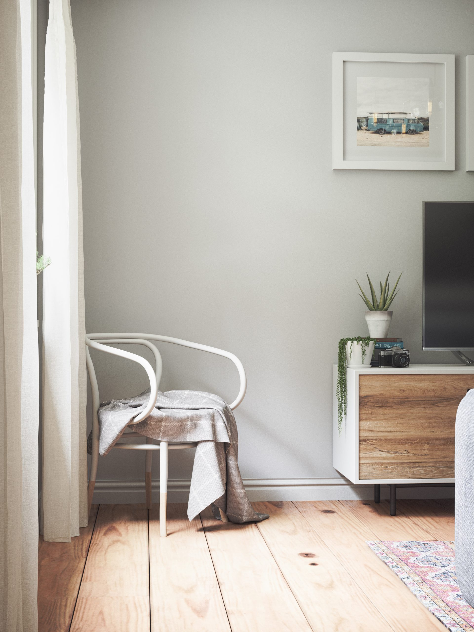 Small Apartment Chair